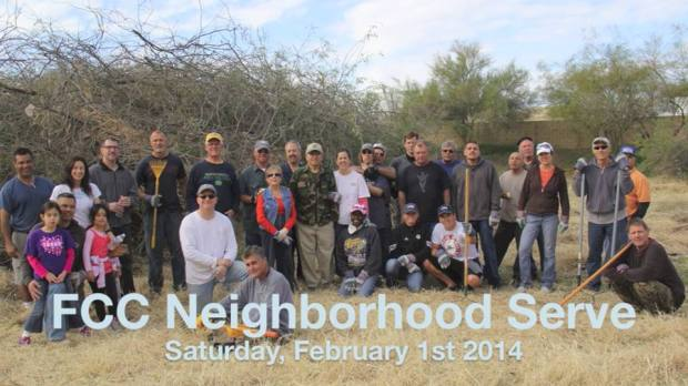 Neighborhood Serve February 1st 2014